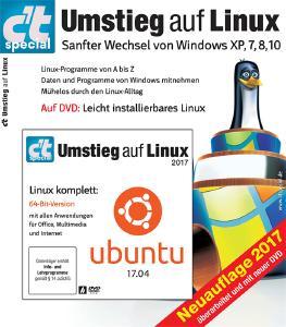 c't special 2017: Linux  Umstieg