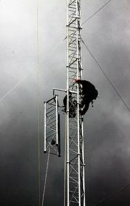 Vertical installation