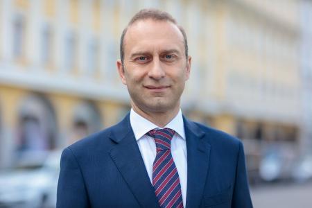 Federico Magno, Geschäftsführer Branche Automobil der Porsche Consulting GmbH