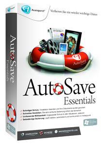 Produktbild: Boxshot 3D Avanquest AutoSave Essential