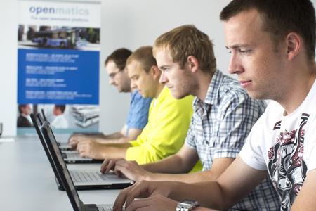 Das neue Openmatics Entwickler-Portal bietet Informationen, Tools und Support, was die Software- Entwicklung für Openmatics einfacher macht. Bild: Openmatics