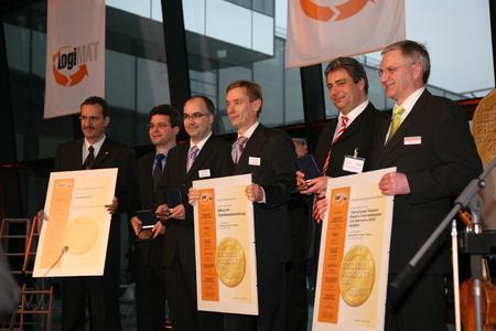 Alle Preisträger BESTES PRODUKT LogiMAT 2009