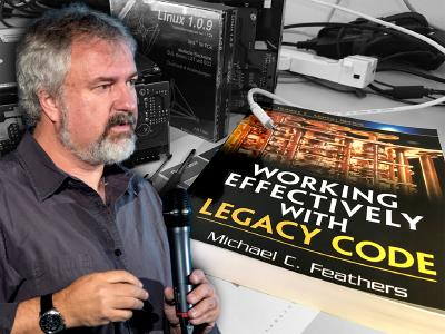 Workshops mit itemis und Michael Feathers
