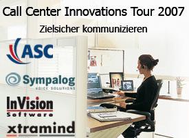 Call Center Innovations Tour 2007