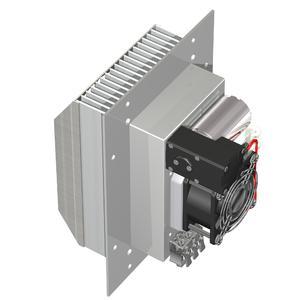 Das Entfeuchtungsgerät PSE 30 LP arbeitet dank moderner Peltiertechnik völlig lageunabhängig – z.B. für den Einsatz in Pitchsystemen in den Rotornaben von Windenergie-Anlagen