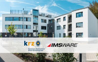 Das krz ist neuer System-Partner für IMSWARE