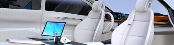 The Vehicle Interior of the Future