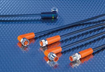 M8 Steckverbinder für hohe Anforderungen