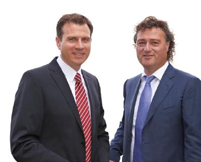Hain Geschäftsführung David Hain, Tobias Hain