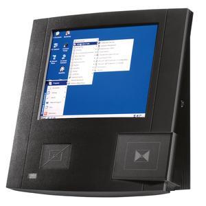 Neues kostenoptimiertes PC-Terminal mit Touchscreen von Kaba