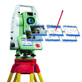 Leica Viva TS11: the Advanced Manual Total Station with Imaging functionality