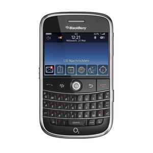 BlackBerry Bold 9000 Front No Shadow