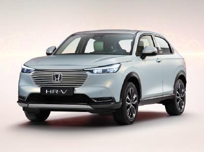 Neuer Honda HR-V mit e:HEV Hybridantrieb