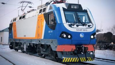 Ready to roam the Land of the Great Steppe: Knorr-Bremse to service braking systems of Alstom locomotive fleet in Kazakhstan