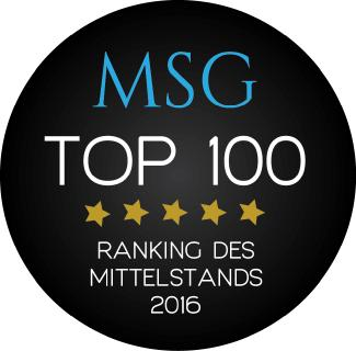 "MEKRA Lang is one of Germany's ""Top 100 Growth and Earnings Stars"" for 2016"