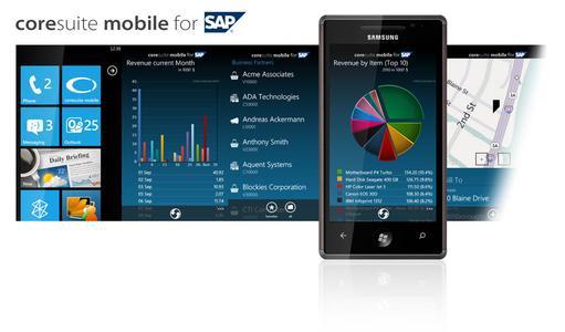 Windows Phone 7 Visual for SAP