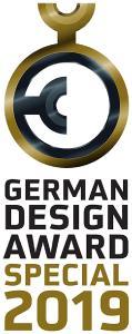 Signet German Design Award 2019 Special Mention / Bild: GEZE GmbH
