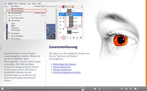 """WBT """"Bildbearbeitung mit GIMP"""""""