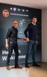 Dirk Niermann übergibt den Staffelstab an Christian Junker