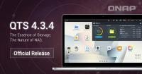 QNAP-Firmware QTS 4.3.4 ist final
