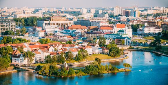 Traffico di carichi parziali verso la Bielorussia