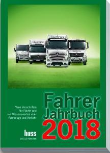 Fahrer-Jahrbuch 2018 Titel