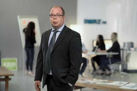 Thomas Gazda, Geschäftsführer DMRZ.de, freut sich über das Pilotprojekt mit der Barmer.
