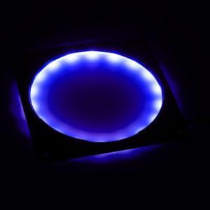 Exklusiv bei Caseking - Phanteks Halos und Halos Lux RGB-LED-Rahmen für Lüfter und das Enthoo Pro M in der Special Edition