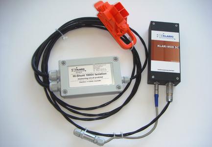 KLARI-MOD SC 1000V für Strommessungen an Hybrid-Systemen