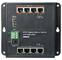 PoE Ethernetswitch zur Wandmontage