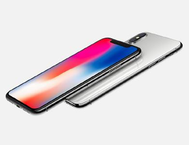 Apple iPhone X, Bildrechte: Apple