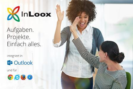 InLoox - Aufgaben. Projekte. Einfach alles. (c) InLoox GmbH