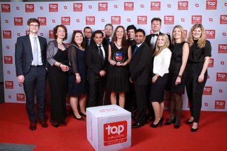 Top Employer TCS Deutschland 2017