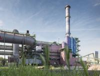 Über 44.000 Filterschläuche verbergen sich hinter dieser Einhausung: Sie sind das Herzstück der weltweit größten Tuchfilteranlage für den Sinterprozess von thyssenkrupp.