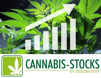 Quelle: Cannabisstocks by GOLDINVEST