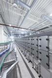 Der Tunnelpasteur ist übersichtlich strukturiert und besitzt eine optimale Zugänglichkeit, was vor allem die Wartung und Reinigung der Anlage erleichtert.