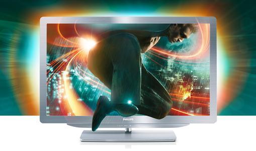Smart LED-TV Philips PFL9606K