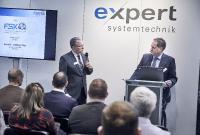 FSK-Geschäftsführer Klaus Junginger berichtet auf den expert cutting days über die zukünftigen Herausforderungen der PUR-Industrie