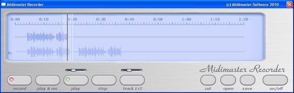 "MINI Nr.9 ""Midimaster Recorder"""