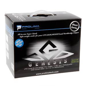 Prolimatech Black Series Genesis CPU Kühler