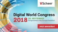 Scheer Digital World Congress 2018