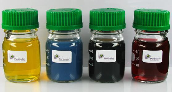 Hochreine Nanopartikel von Particular