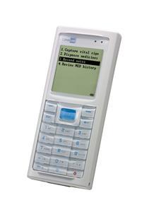 8200H, Mobile Computer mit antibakteriellem Schutz