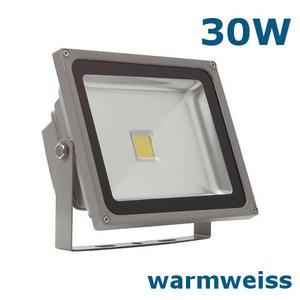 30W LED Fluter warmweiss