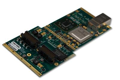 XMC Module with Dual 10 Gigabit Ethernet Interfaces