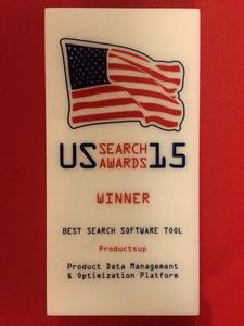 Productsup gewinnt seinen dritten Award für 2015