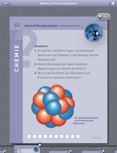 Lernkarte Chemie