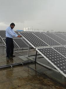 Solar-power array