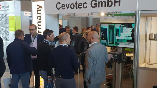 Cevotec at Composites Europe