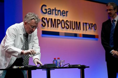 Gartner analysts Jim Tully & Brian Gammage look inside an ultra-low cost PC